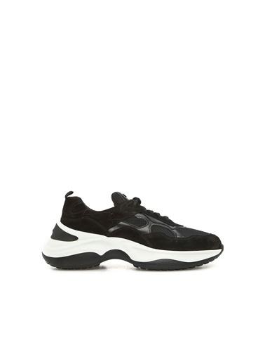 George Hogg Erkek  Sneakers 7005189 Siyah